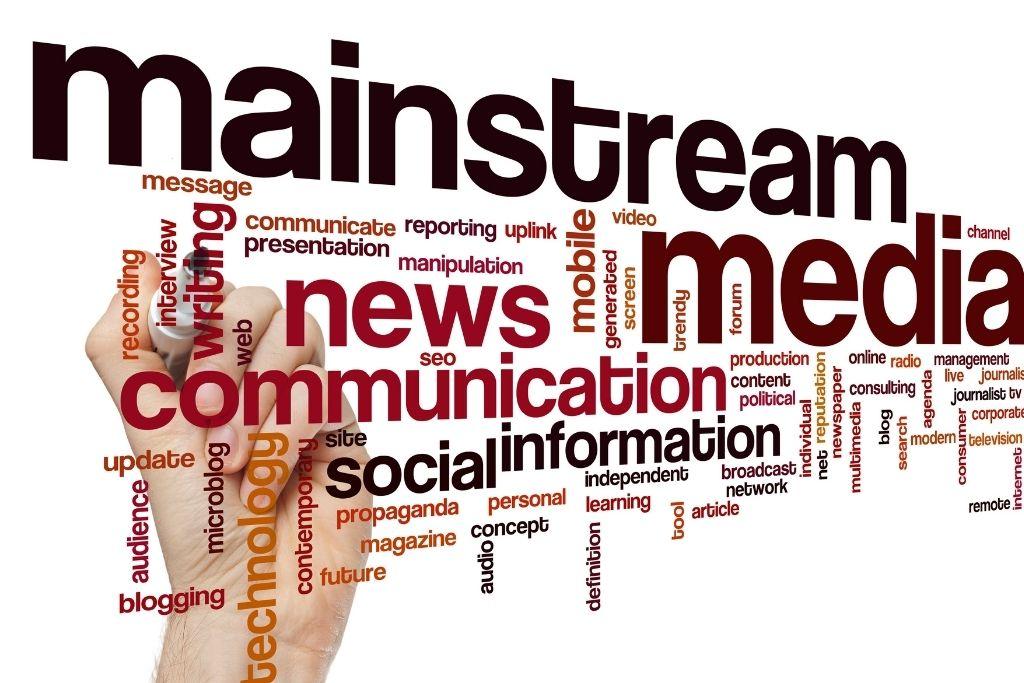Be skeptical towards mainstream media