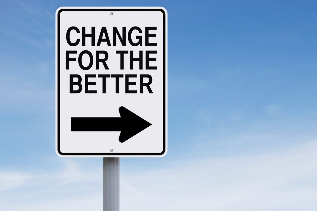 Change Offers Us Better Experiences