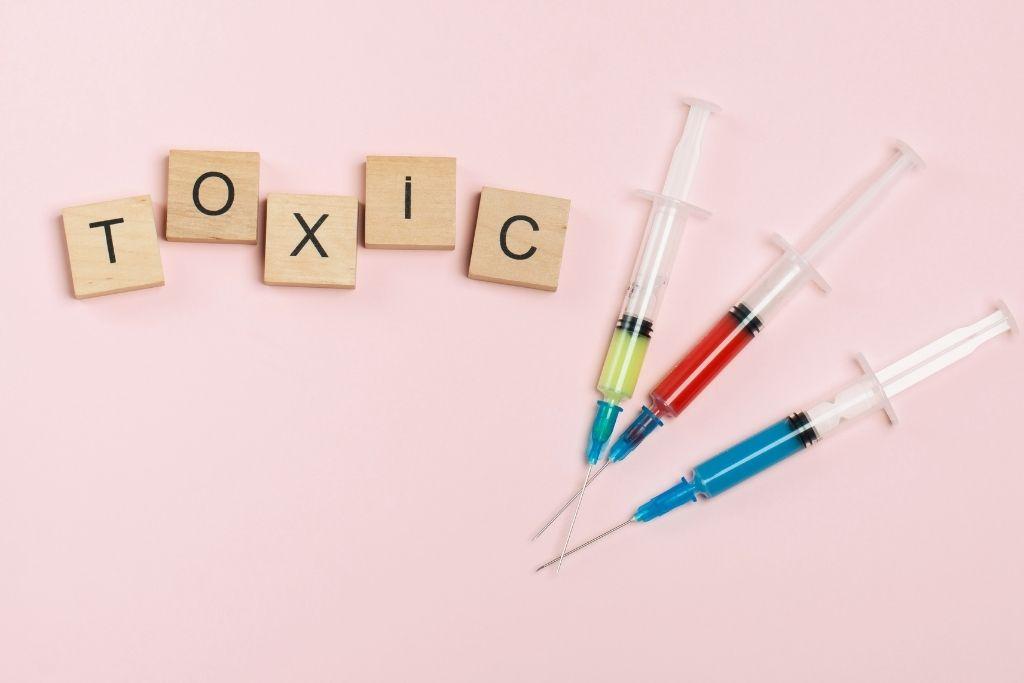 Eliminates toxins