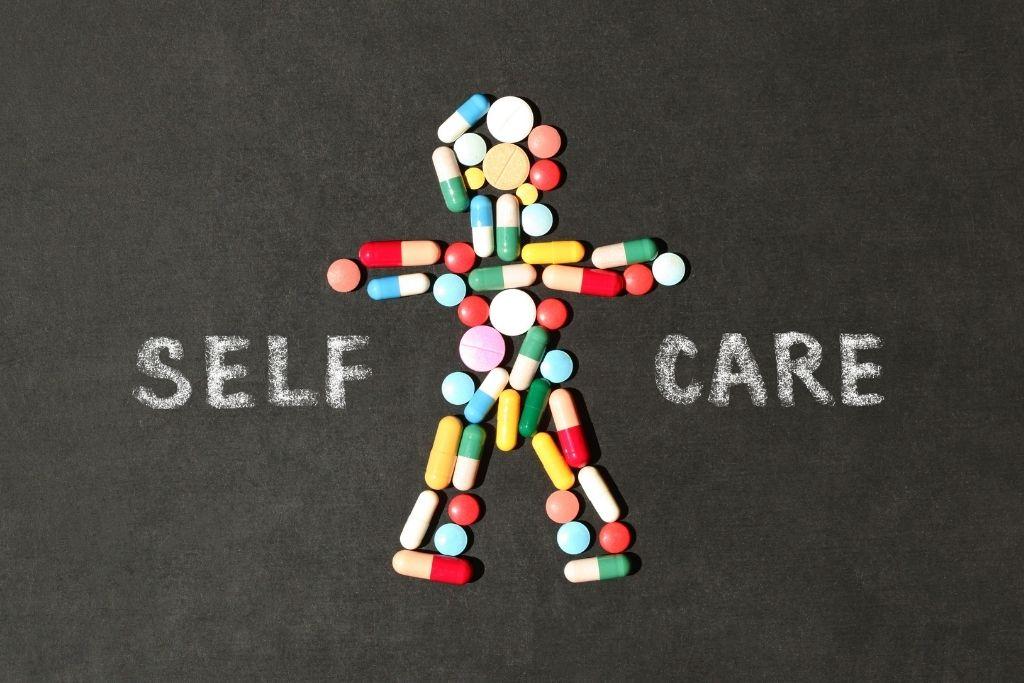 Indulge in self-care