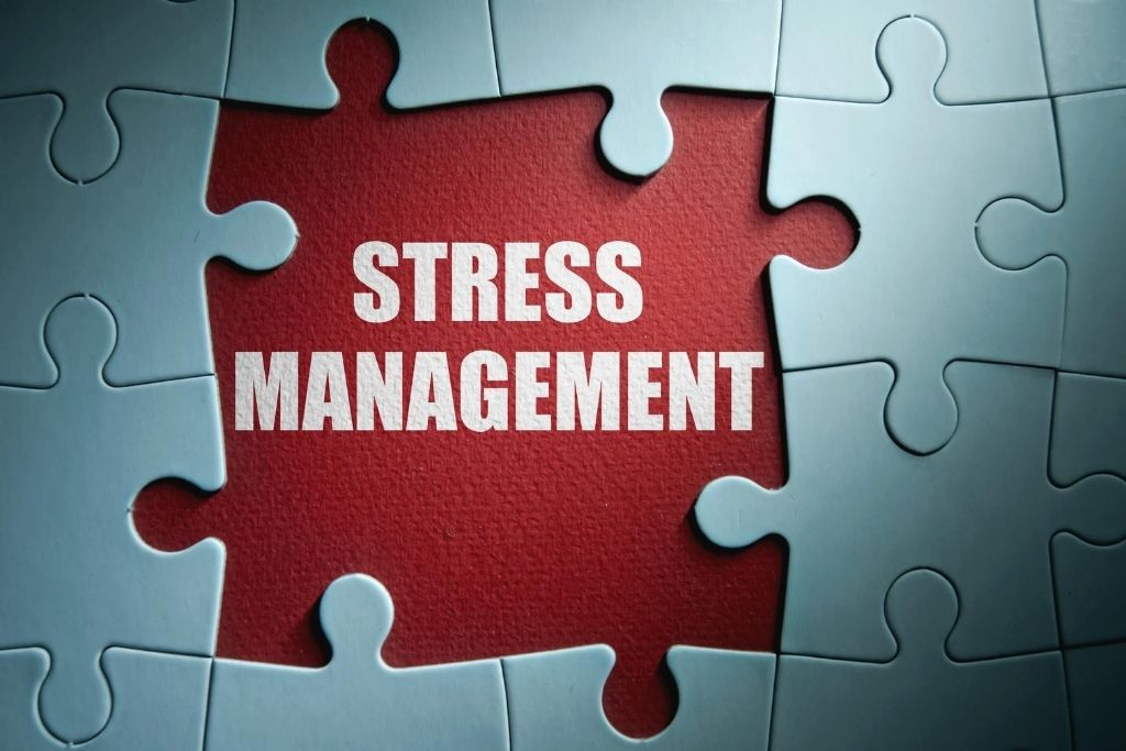 It aids in stress management