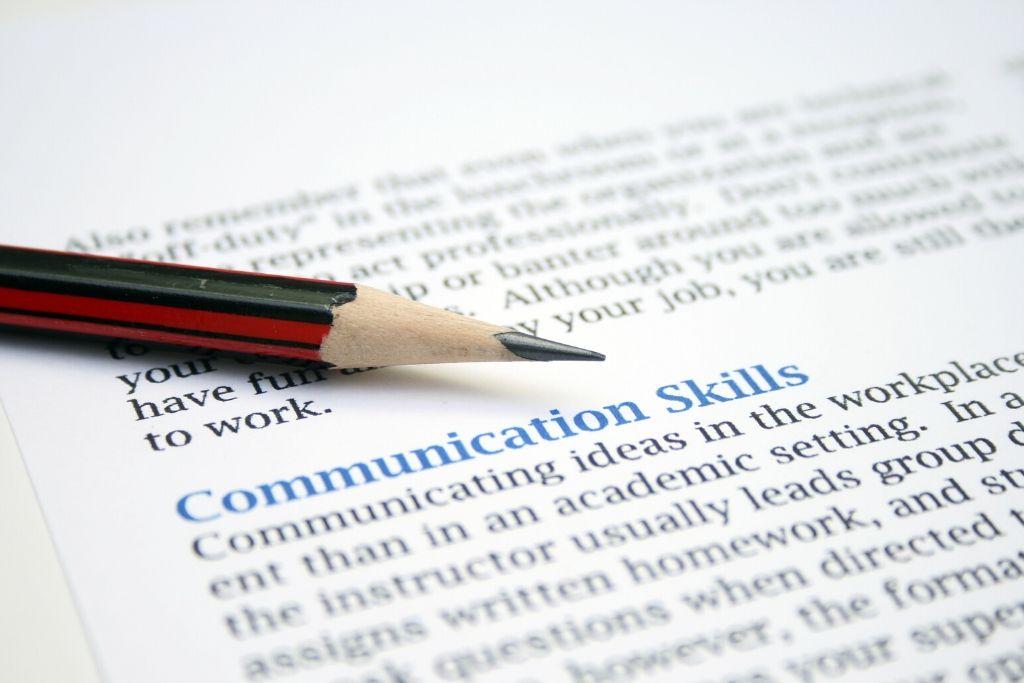 Practice Communication Skills