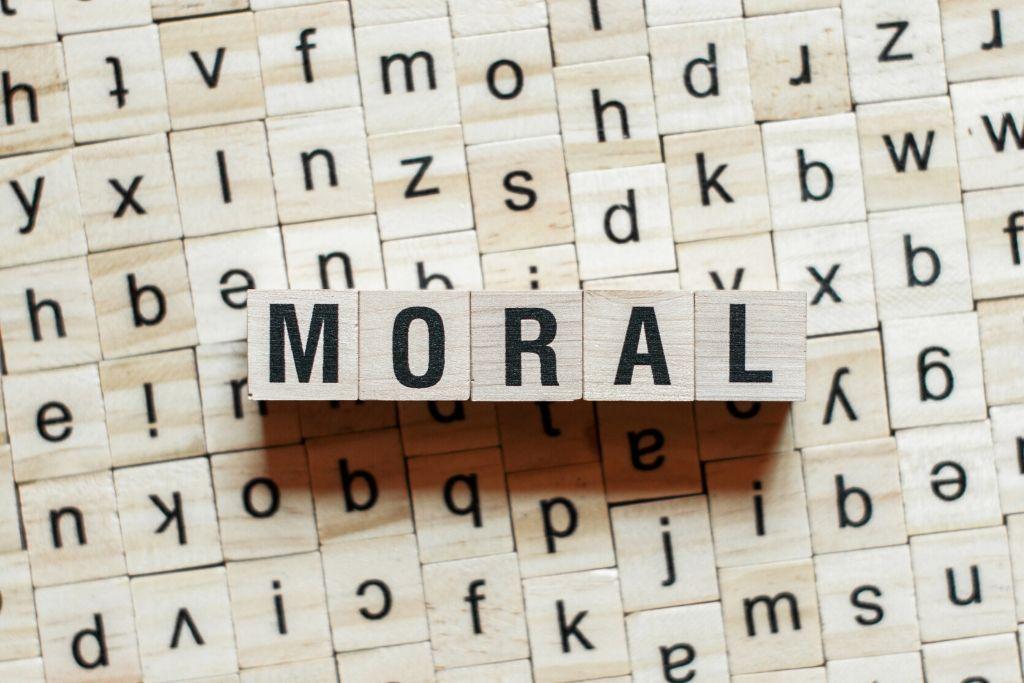 Supports Moral Behavior