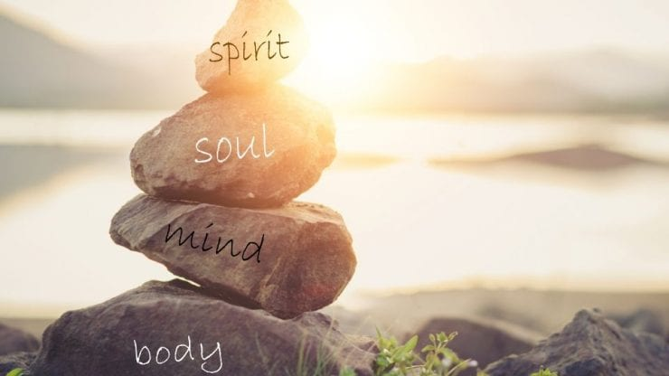 Your Way to God through Mind, Body, Soul, and Spirit