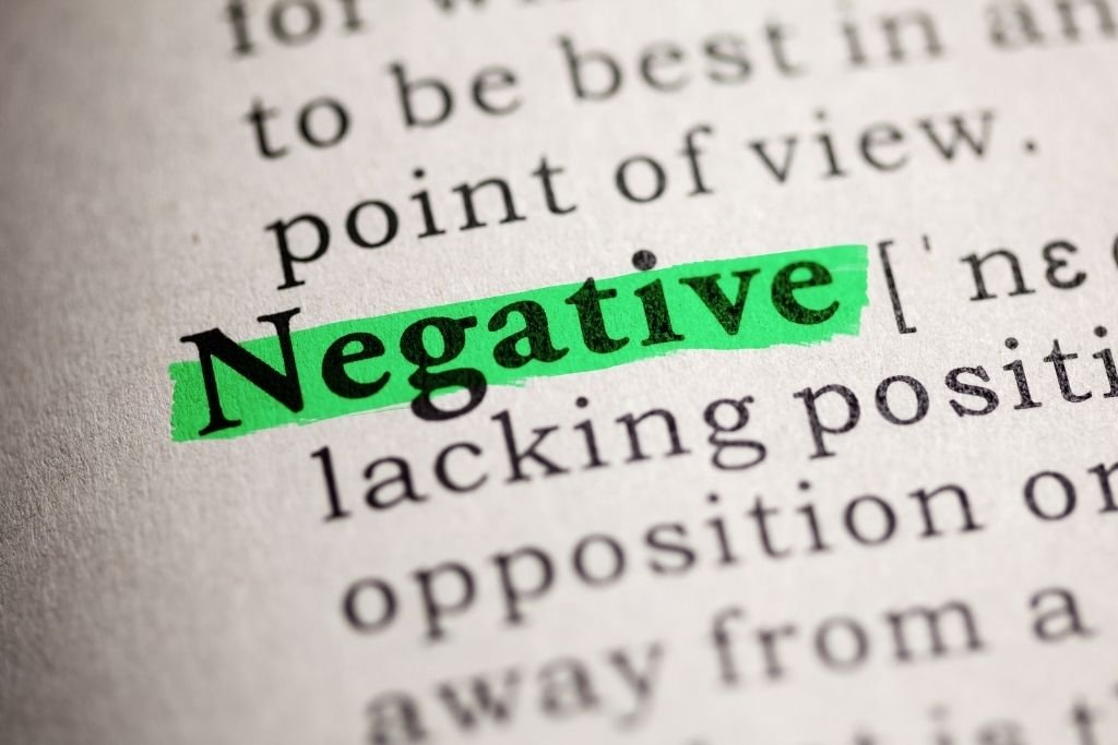 A negative label is all they want