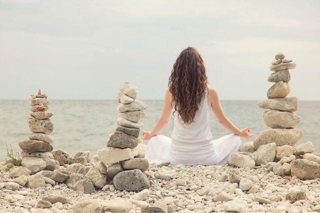 Attend a meditation or healing workshop