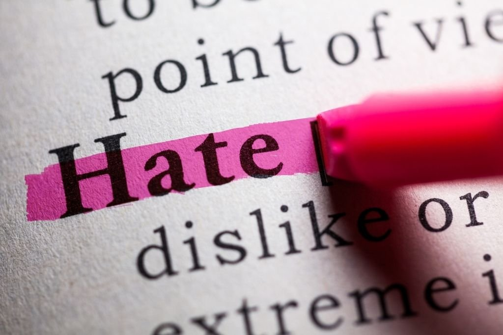 Hate monotony