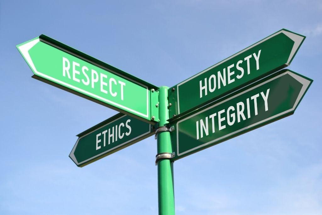 Integrity or Honesty