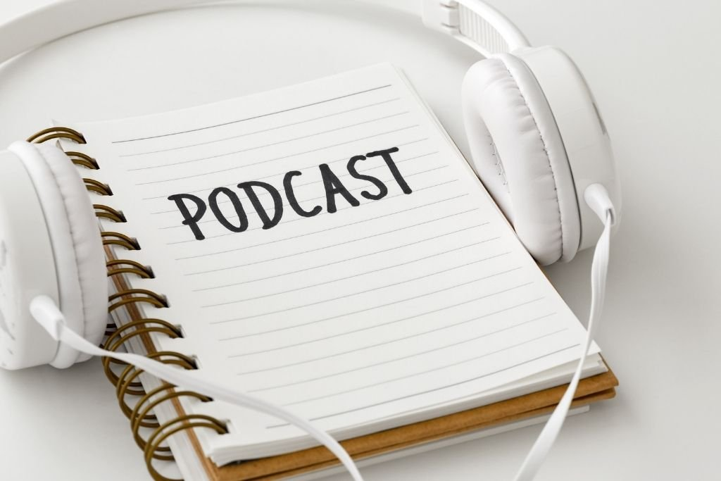 Listen to English podcasts and music or watch English shows