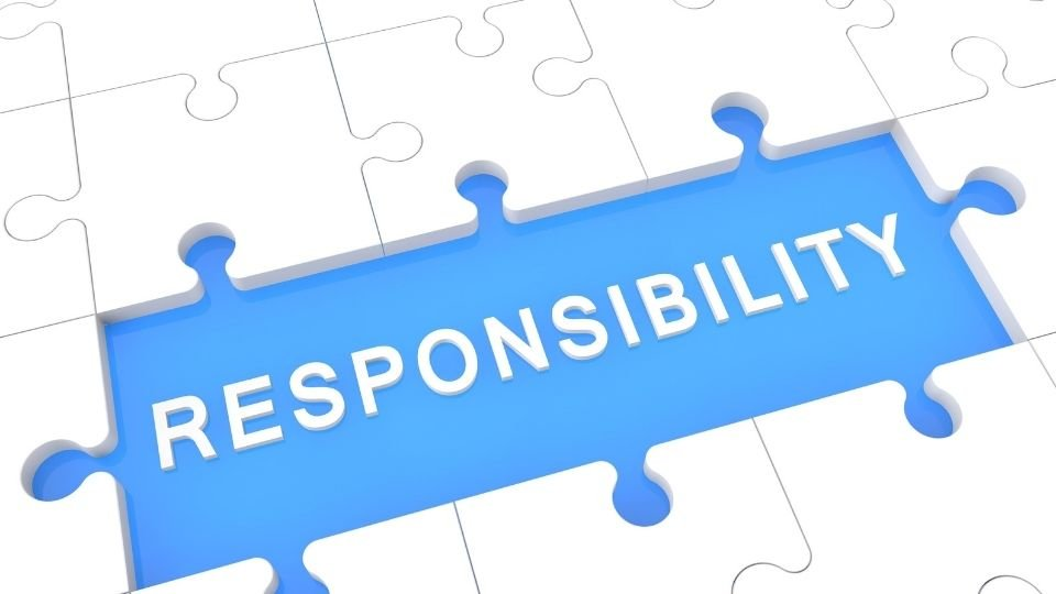 Obsessed with responsibility
