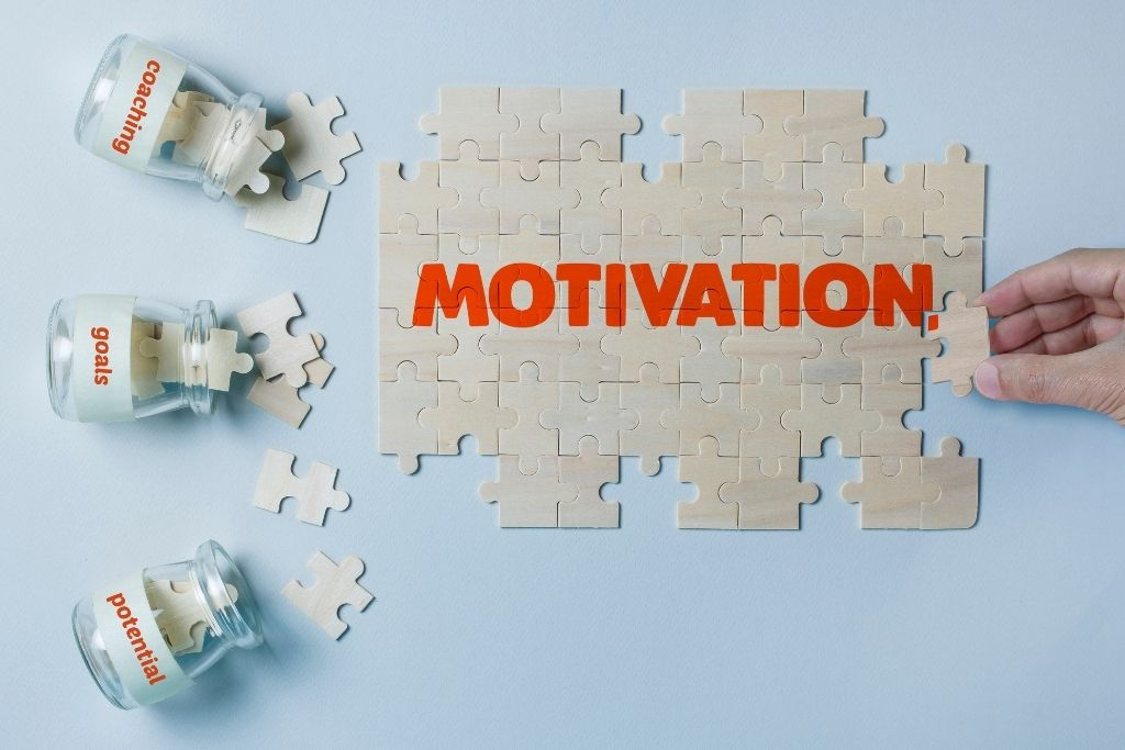 To maintain and build motivation