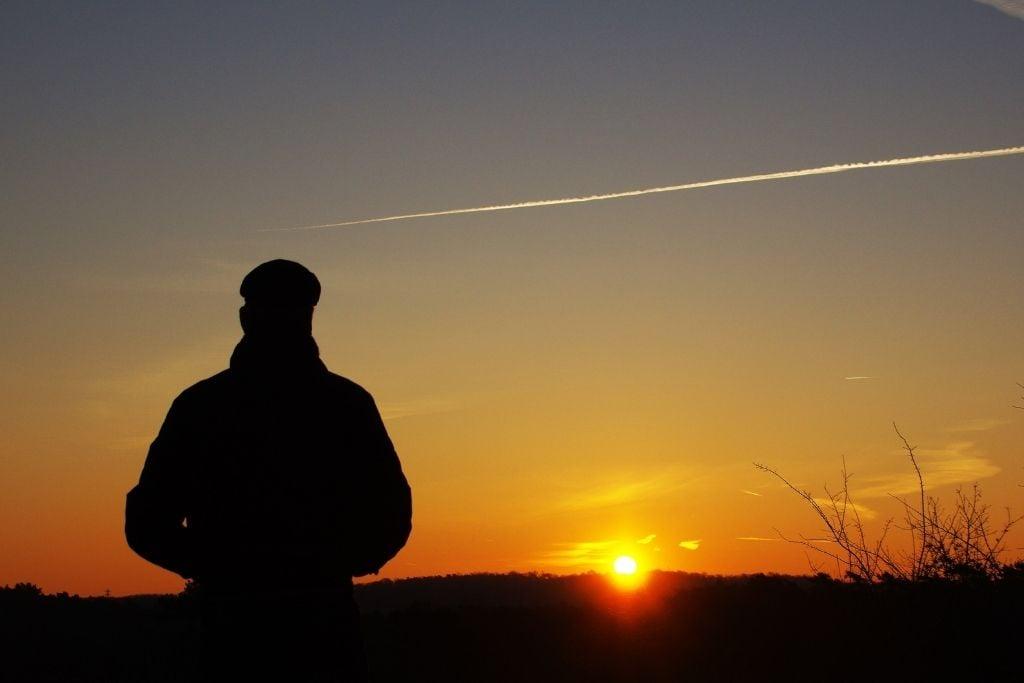 Watch sunrise
