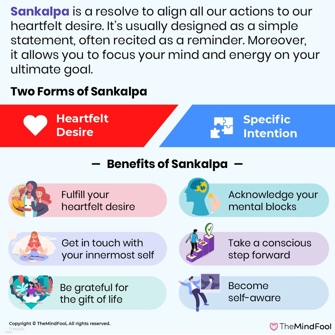 Adopt Sankalpa Practice to Live Your Highest Truth