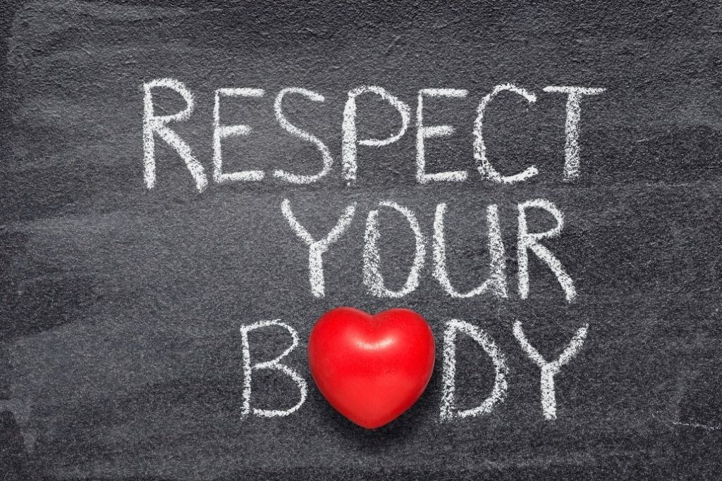 Love and respect your body