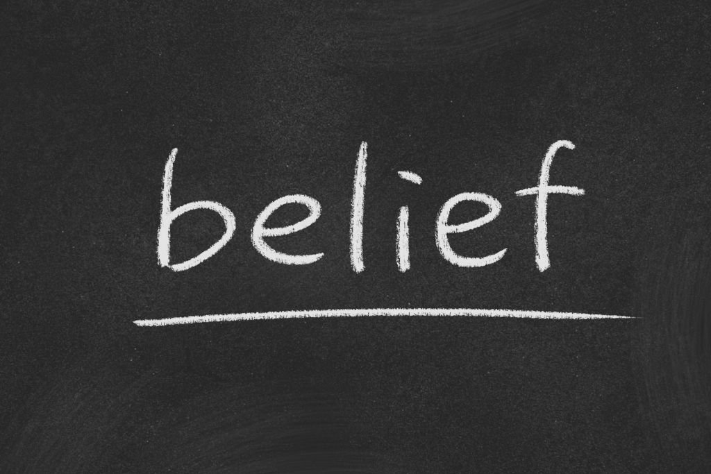 Being Clear with Your Core Belief System
