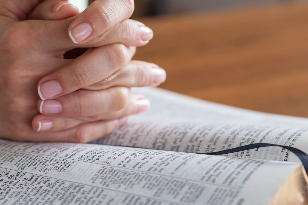 Develop the Habit of Bible Study or Other Religious Texts