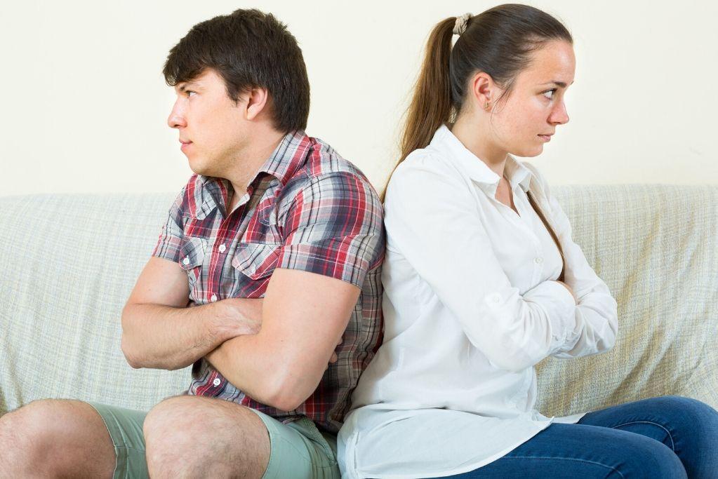 Stage 2 of Divorce - Anger