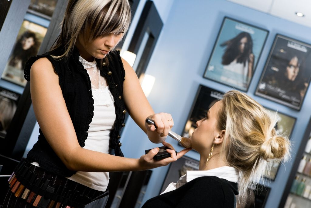 Get a Haircut or Makeover
