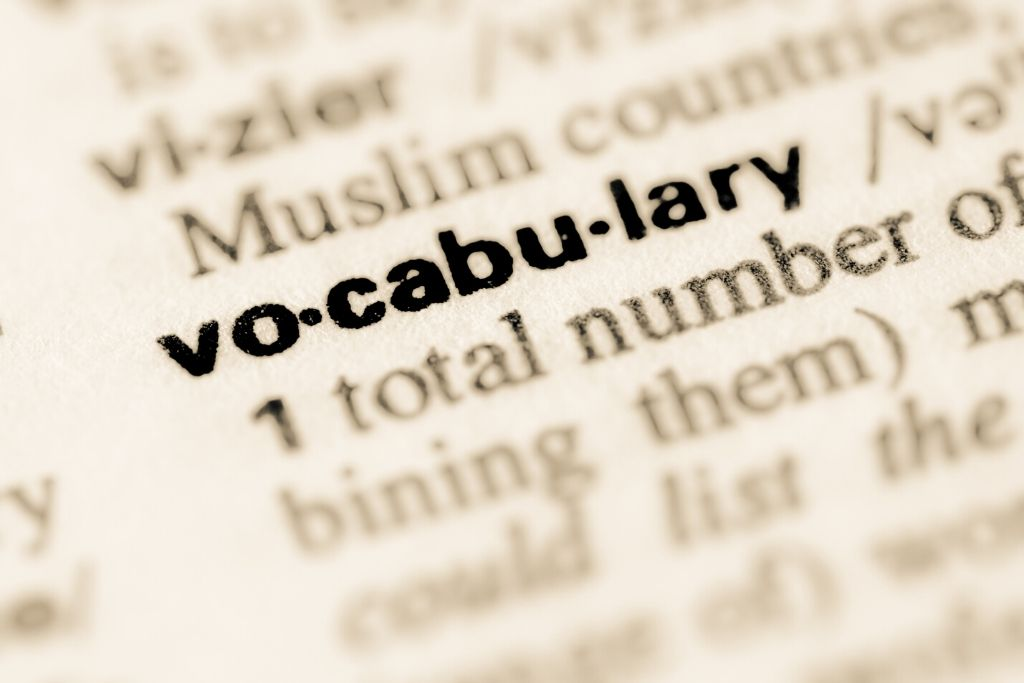 Improves your writing skills and builds vocabulary