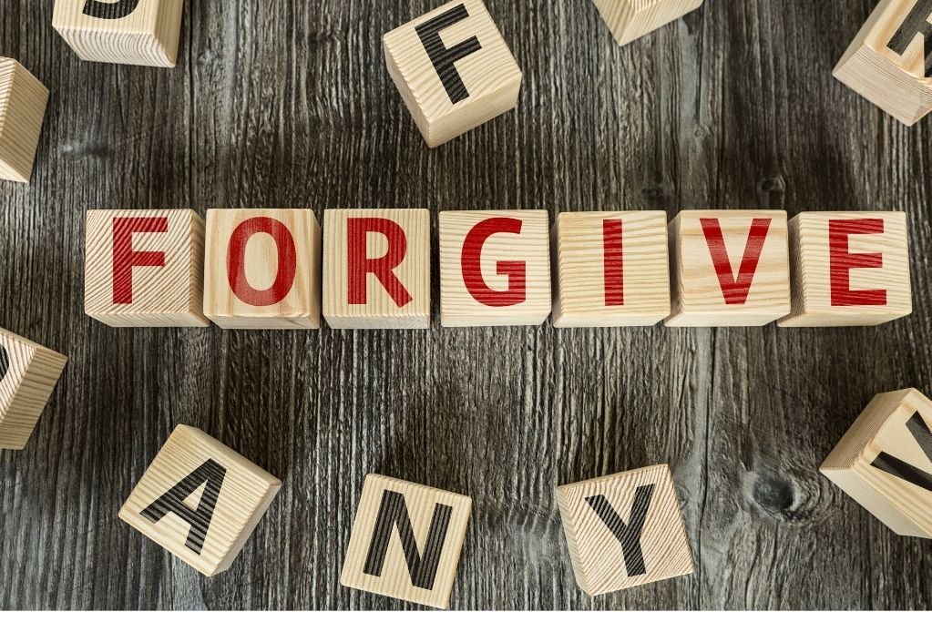 Master the art of forgiving