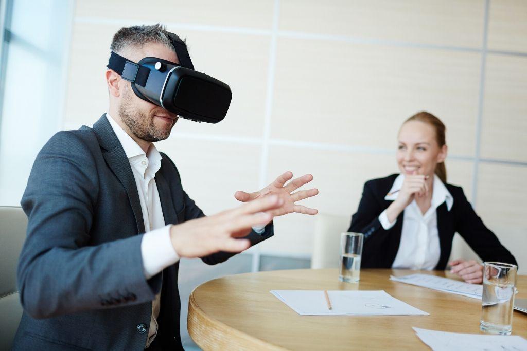 No sarcasm in virtual meetings