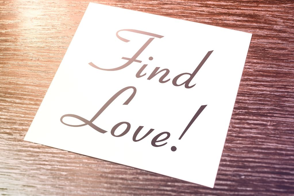 Not finding real love