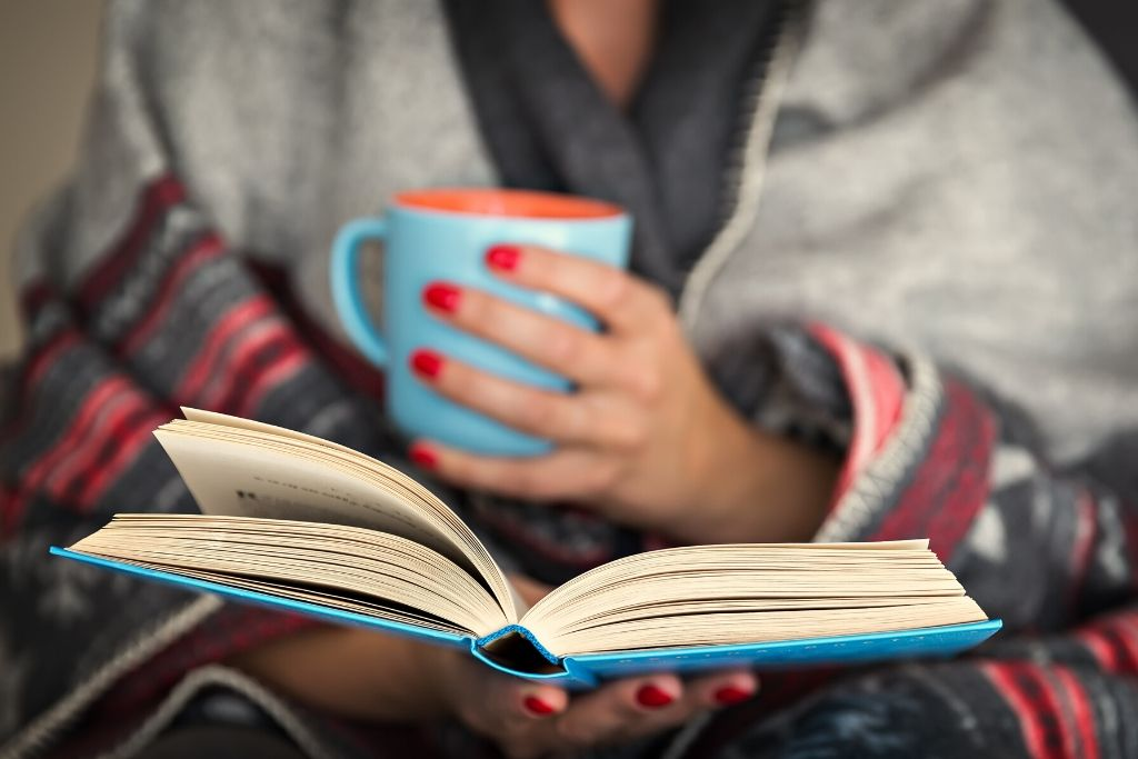 Reading sharpens your mind and develops cognitive thinking