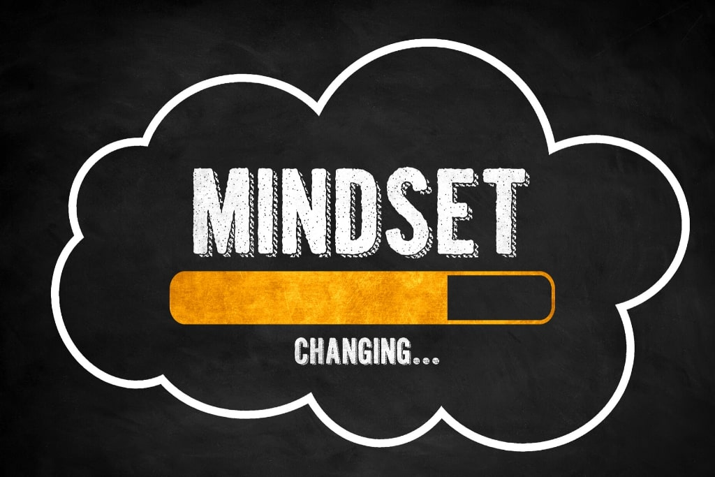 Working on Mindset