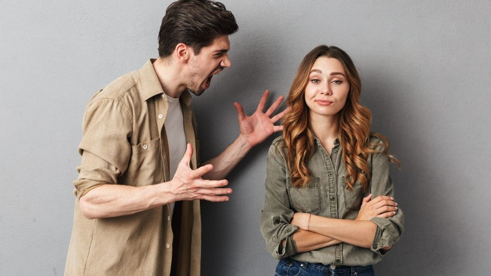 Your partner does not have any accountability