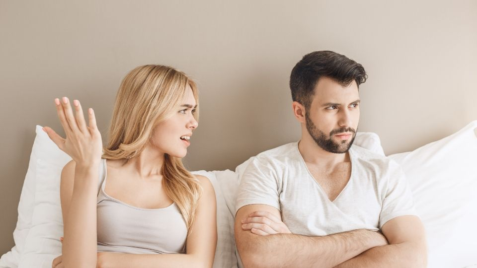Your partner doesn't listen to or value your opinion