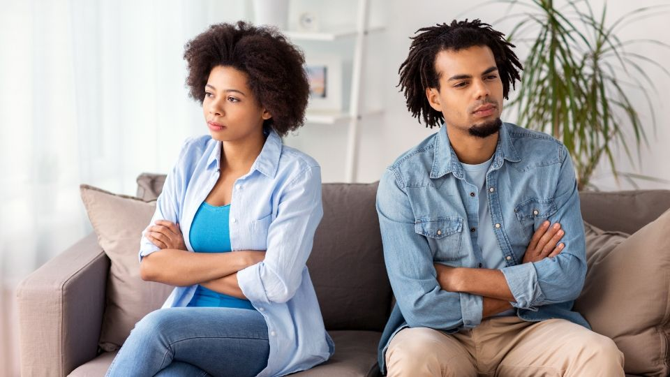 Your partner is never really happy for you