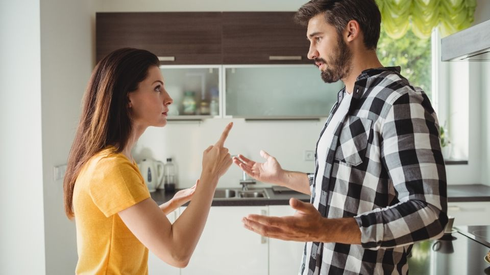Your partner puts their own needs before yours