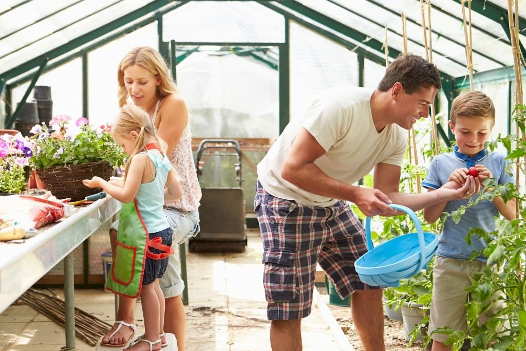 Divide the household chores equally