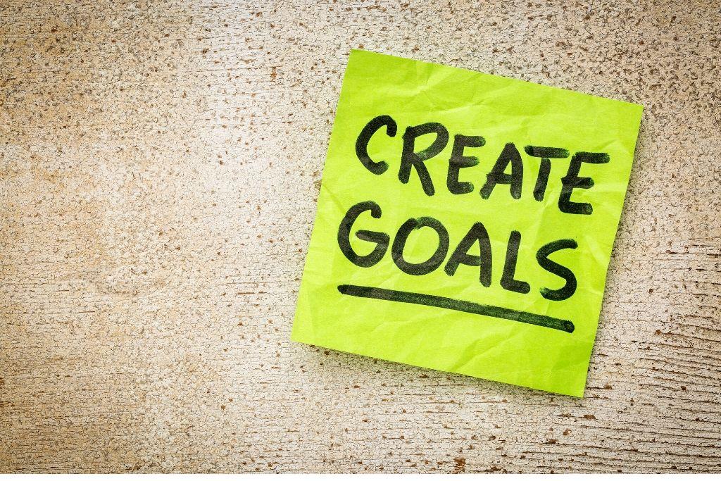 Create goals
