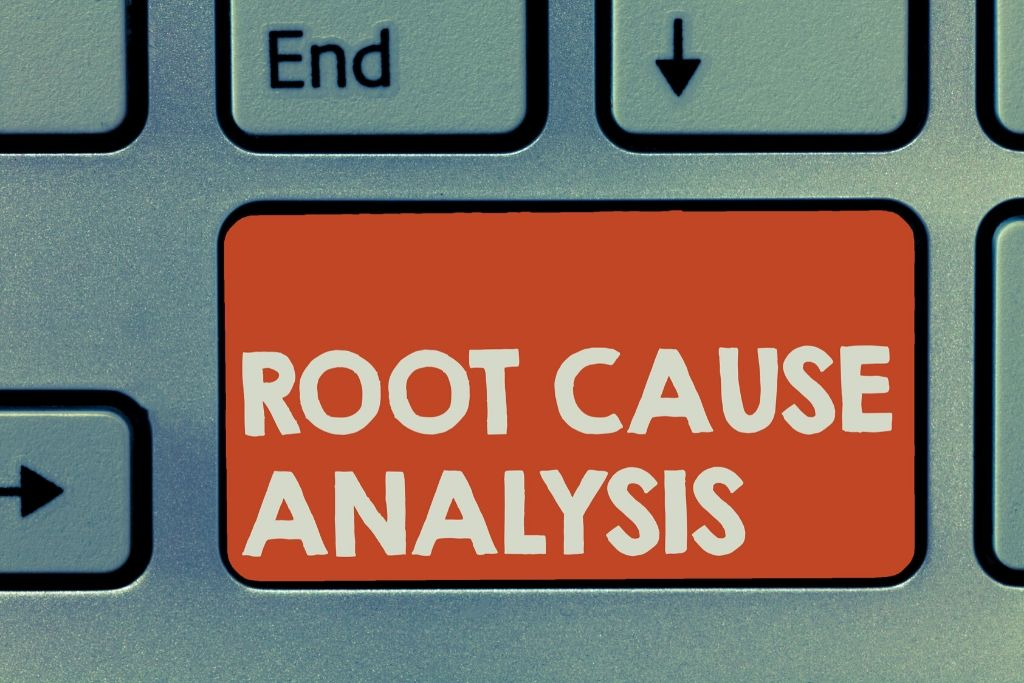 Identify the root cause