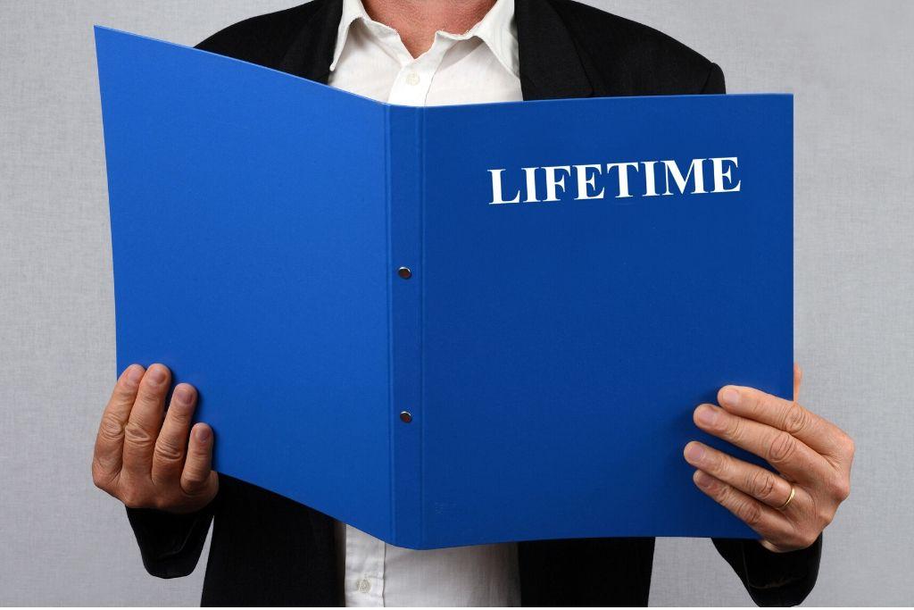 Lifetime goals