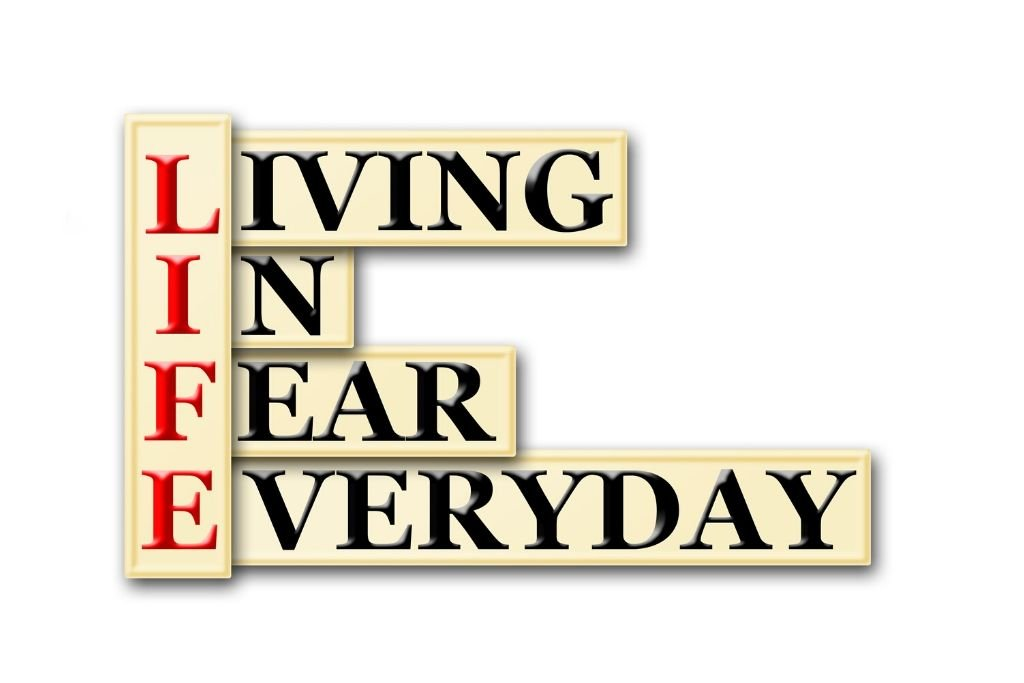 The fear makes it difficult for people to function in life