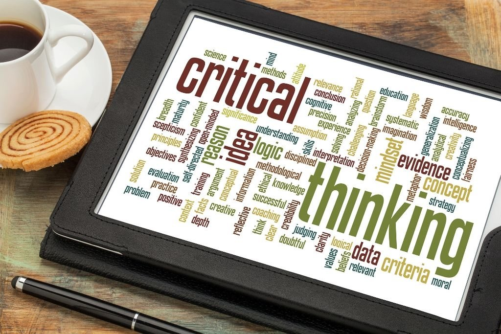 They believe in critical thinking