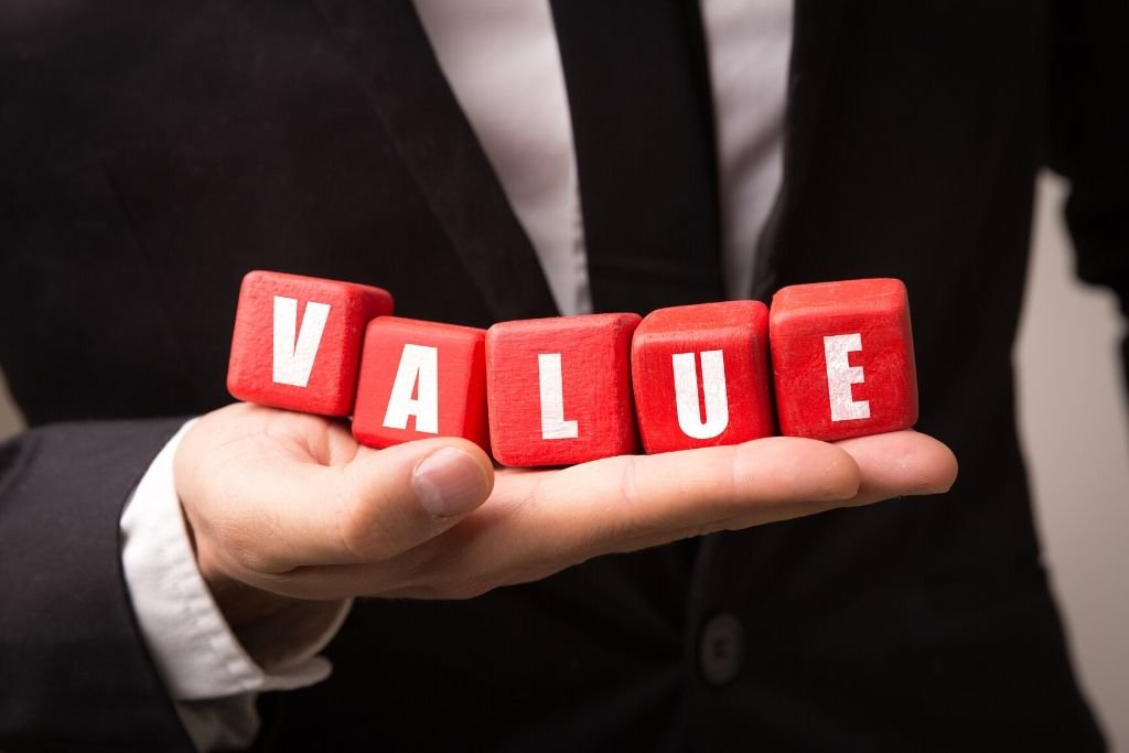 Detail Oriented Person values efficacy