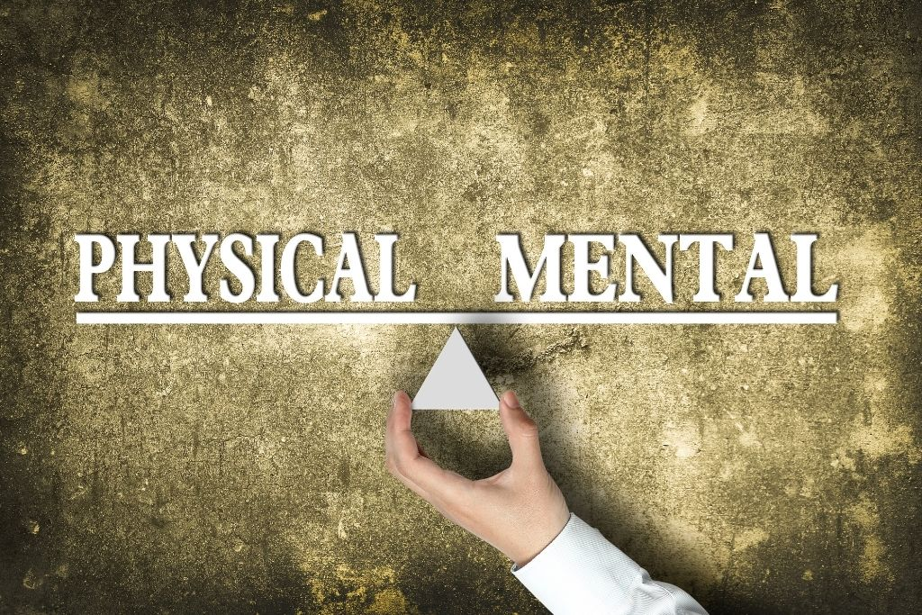 Accentuate your physical and mental energy