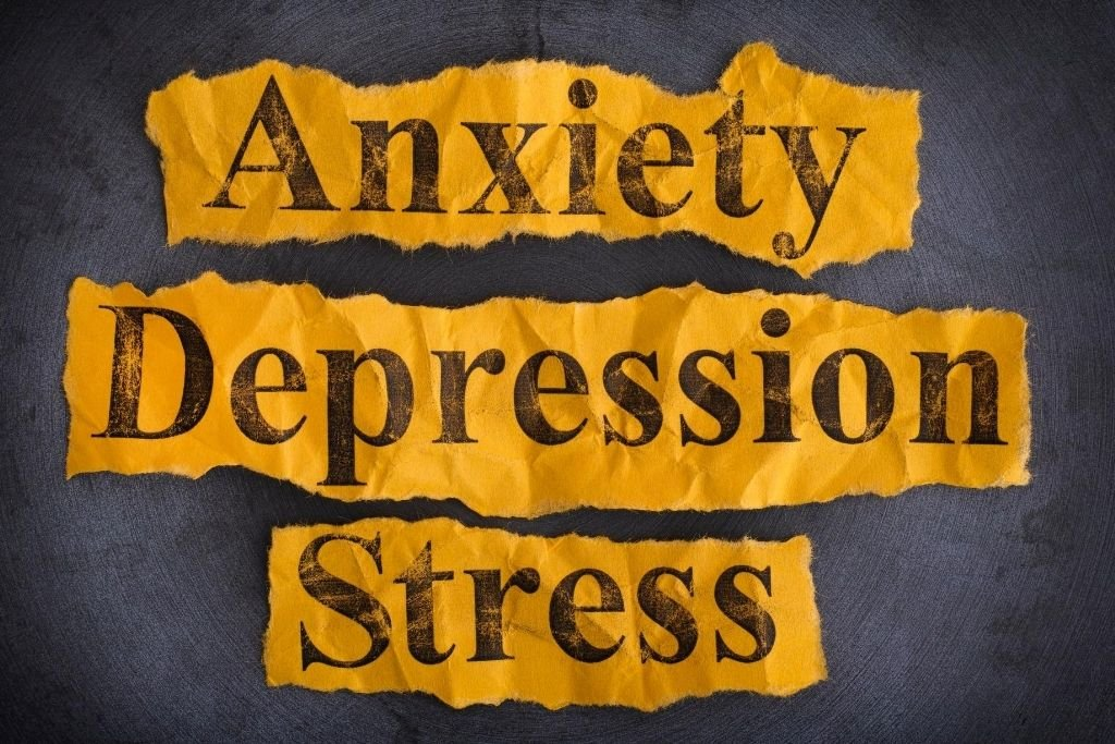 Anxiety and depression will occur