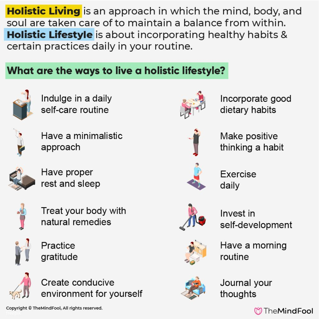 Holistic Living – An Essential Guide