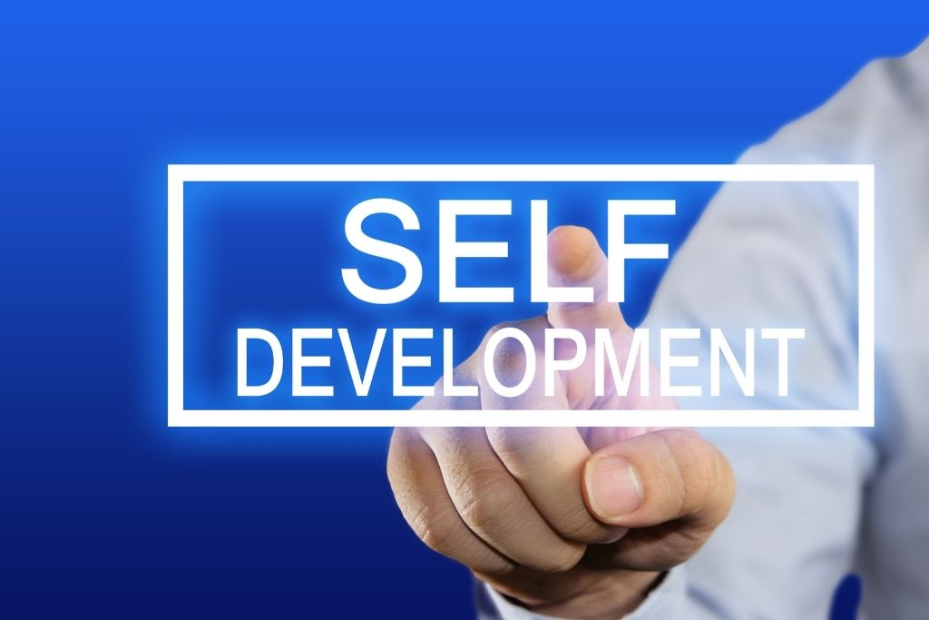 Invest in self-development