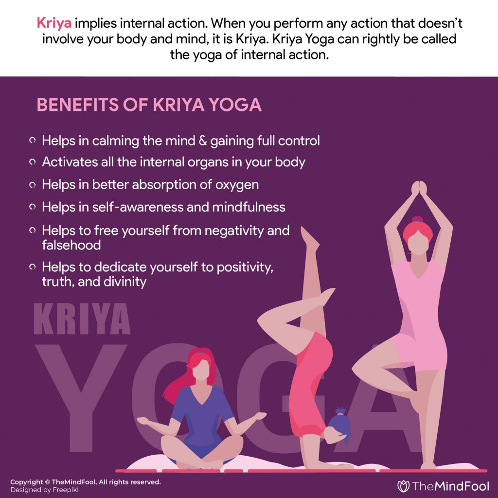 Kriya Yoga – What Is It and How To Implement It In Your Life?