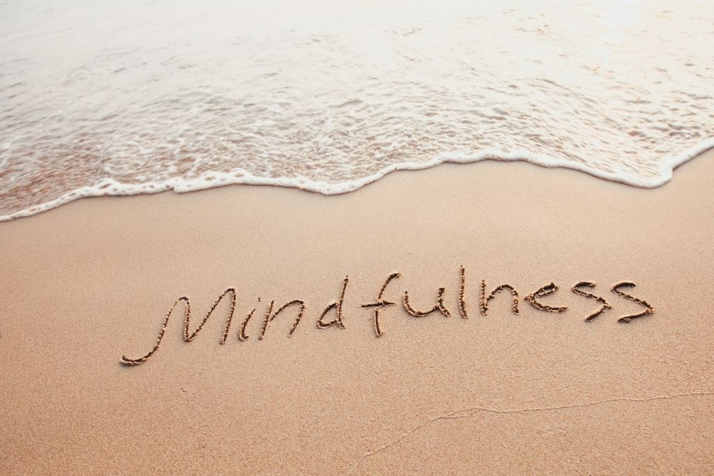 Make mindful living a priority