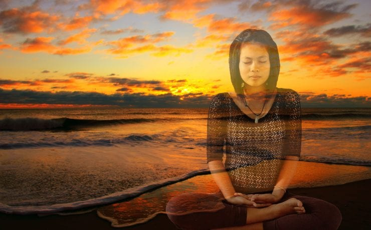 Self Love Meditation & its advantages