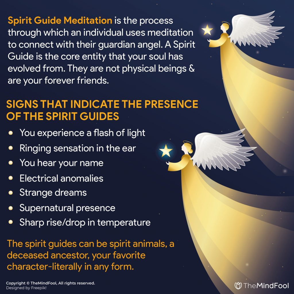Spirit Guide Meditation: How It Helps?