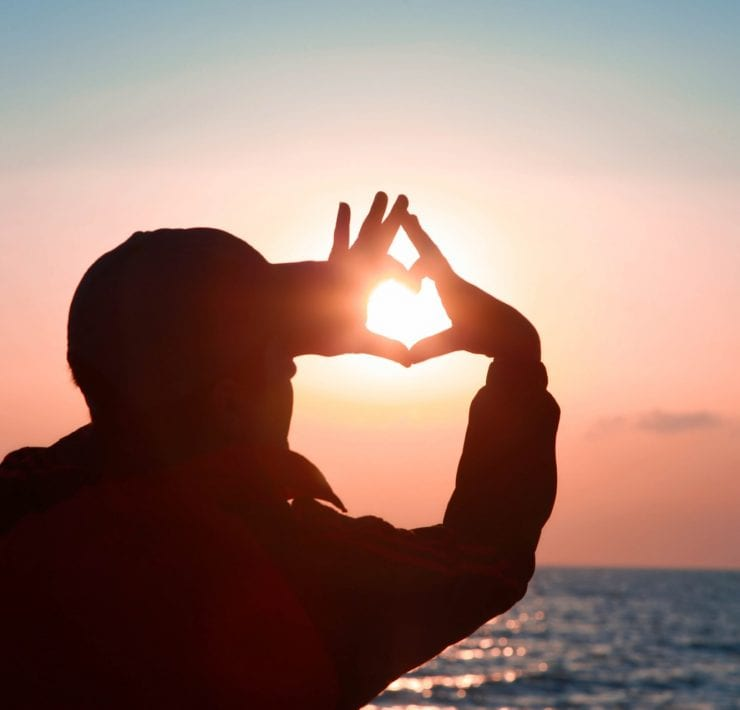 Sun gazing benefits