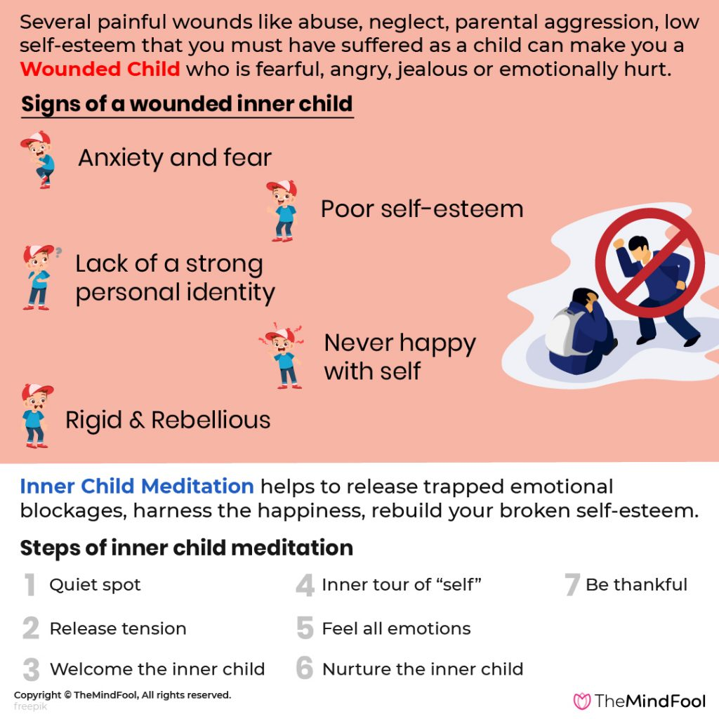 Inner Child Meditation – A Tool to Overcome Trauma