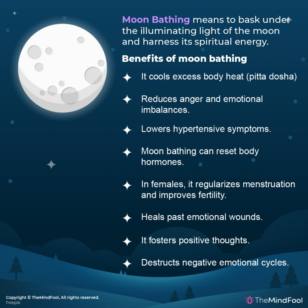 The Amazing Power of Moon Bathing